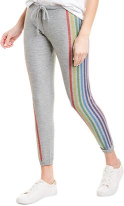 Chaser Rainbow Stripe Pant