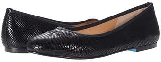 French Sole Nicky Hilton - Kathy (Black Viper Print) Women's Shoes