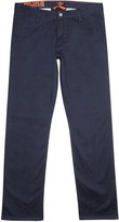 Dockers Alpha Dark Blue Stretch Cotton Trousers
