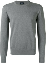 Armani Jeans crew neck sweater - men - Cotton - XXXL