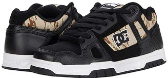 DC Stag SP (Desert Camo) Men's Skate Shoes