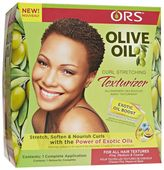 Organic Root Stimulator Olive Oil Curl Stretching Texturizer Kit