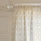 Minted Iron Gate Curtains