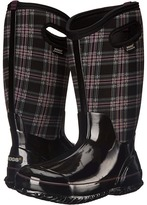 Bogs Classic Winter Plaid Tall Wide Calf Boot