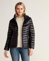 Calvin Klein Petite Short Full-Zip Packable Down Jacket