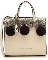 Marc Jacobs The Beads & Pompoms Mini Grind Bag