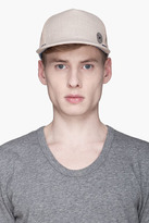 G Star G-STAR Beige textured linen Brad NY cap