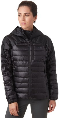 Outdoor Research Helium Down Hooded Jacket - Women's