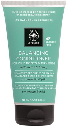 Apivita Conditioner For Oily Roots And Dry Ends 150ml
