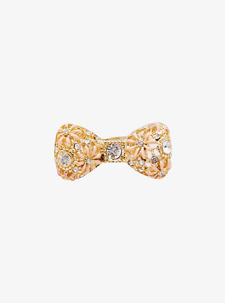Torrid Floral Bow Ring