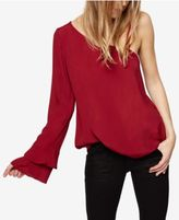 Sanctuary One-Shoulder Top, Created for Macy's