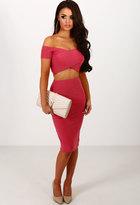 High Waisted Midi Skirt - ShopStyle UK
