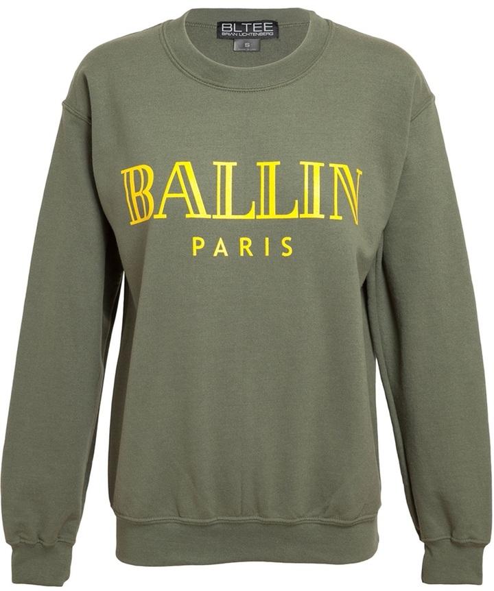 Ballin Brian Lichtenberg Unisex Cotton-blend Sweatshirt