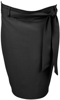 Isabella Oliver Seamed Pencil Skirt
