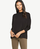 Ann Taylor Relaxed Turtleneck