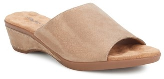Walking Cradles Kitty Wedge Sandal