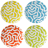 notNeutral Cooper Hewitt 'Spinne' Coupe Plates (Set of 4)