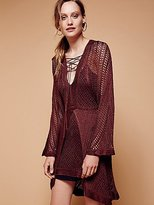 Free People Miss Missing You Sweater Dress