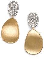 Marco Bicego Women's Lunaria Diamond Drop Earrings