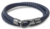 Tod's - Leather Wrap Bracelet