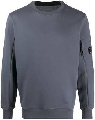 C.P. Company Lens Sleeve sweatshirt