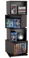 Atlantic Rotating Media Cube Storage Tower