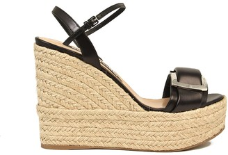 Sergio Rossi Sandal With Rope