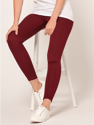M&Co Berry jeggings