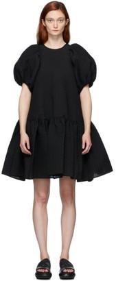 Cecilie Bahnsen Black Alexa Dress