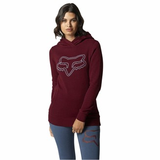 Fox Racing Women's Afterglow Fleece Hoody Large
