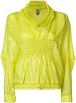 adidas by Stella McCartney elasticated waist pull-jacket