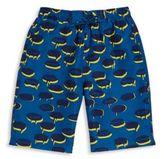 Stella McCartney Toddler's, Little Boy's & Boy's Bix Quote Bubble Swim Shorts