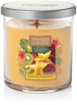 Yankee Candle Tropical Starfruit Regular Tumbler Candle