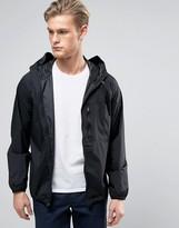 Converse Blur Windbreaker Jacket In Black 10003399-a01