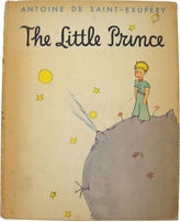 One Kings Lane Vintage The Little Prince, 1943