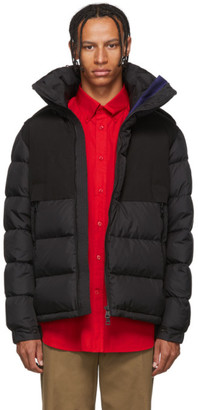 Moncler Black Down Laveda Jacket