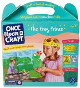 Educational Insights Once Upon a Craft the Frog Prince Storybook