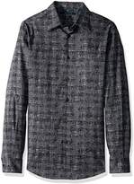 Kenneth Cole Reaction Men's Texture Slim Fit Sportcoat