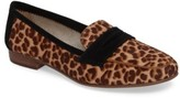 Vince Camuto Women's Elroy 2 Genuine Calf Hair Penny Loafer