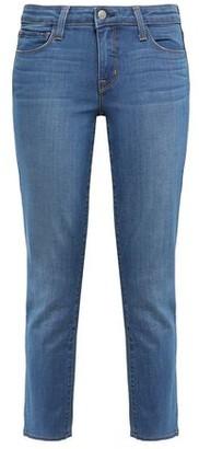 L'Agence Denim trousers