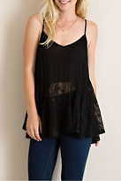 Entro Slip Tunic Top