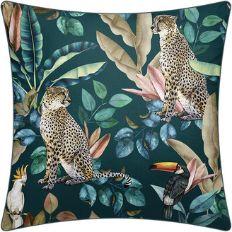 Beaumont Paradiso Leopard Outdoor Cushion - 45x45cm