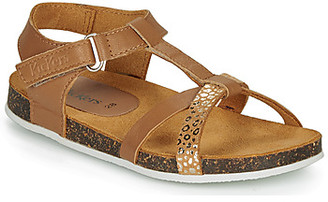 Kickers BODERY girls's Sandals in Brown