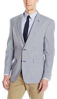 Tommy Hilfiger Men's Mini Gingham Sport Coat