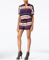 GUESS Pendleton Striped Romper