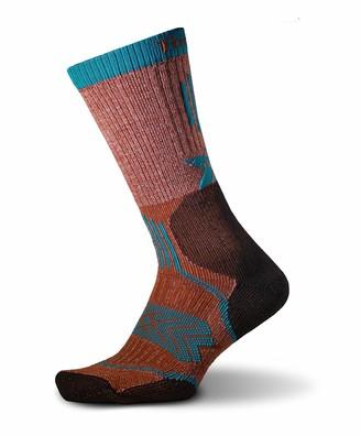 Thorlos Unisex OFXU Outdoor Fanatic Thick Padded Crew Sock