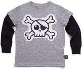 Nununu Kids Skull Patch T-Shirt