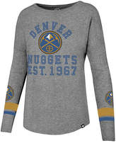 '47 Women's Denver Nuggets Encore Long Sleeve T-Shirt