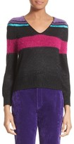 Marc Jacobs Women's '80S Stripe Knit Sweater