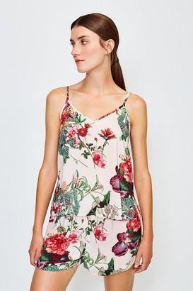 Karen Millen Floral Cami Nightwear Top